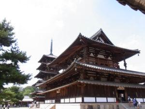 家族で奈良