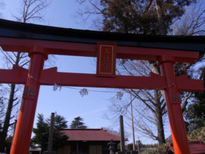 五社神社へお参り