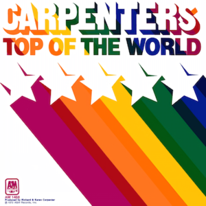 Top Of The World 和訳 – Carpenters
